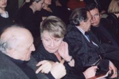 Kazimierz Karabasz, Barbara Krzepkowska, Wieńczysław Gliński i Janusz Gajos