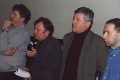 Marek Kilaszewski, Jacek Knopp, Janusz Skałkowski i Jacek Nowakowski