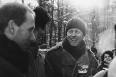 Abel Korzeniowski, Tomasz Schimscheiner i Jacek Nowakowski