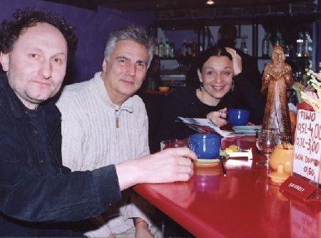 Artur Więcek Baron, Krzysztof Krauze, Joanna Kos-Krauze
