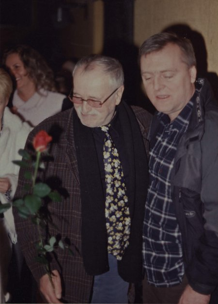 Krzysztof Krauze, Krystyna Feldman, Rafał Górecki