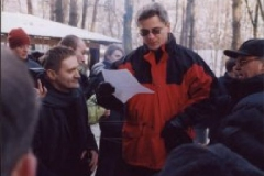 Tomasz Kałużny - Burmistrz Wrześni