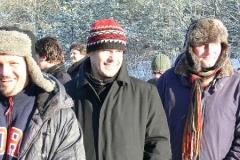 Cezary Ciszewski, Tomasz Schimscheiner, Artur Więcek