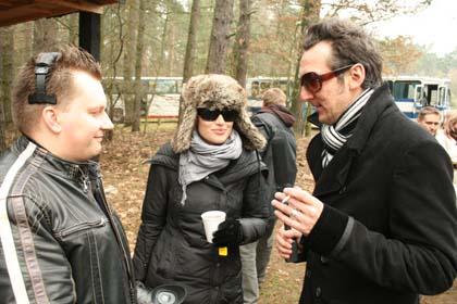 Aleksandra Kisio, Bodo Kox i Piotr Żukowski