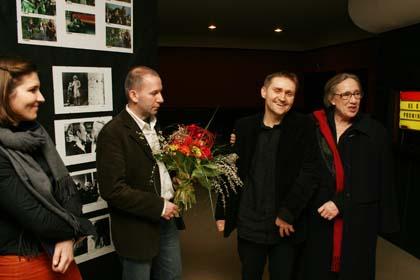 Maja Komorowska, Rafał Górecki, Karolina i Jacek Nowakowscy