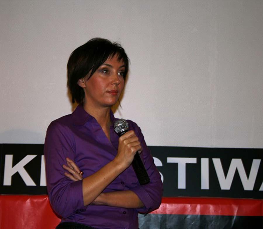 Agnieszka Świdzińska (Życiorysy z bliznami)