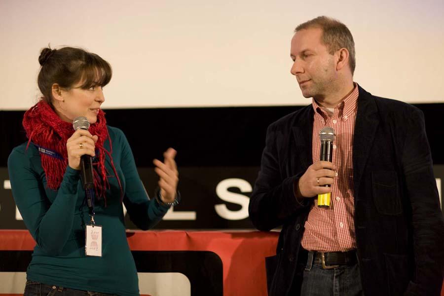 Elena Leszczyńska (Mała Moskwa), Jacek Nowakowski