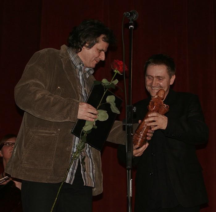 Jacek Bławut (Jeszcze nie wieczór - Główna Nagroda Publiczności), Rafał Górecki