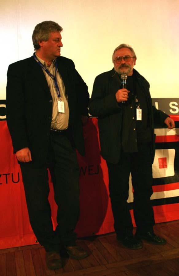 Janusz Skałkowski, Marek Drążewski (Dzięki niemu żyjemy)