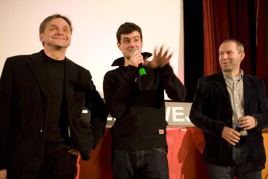 Maciej Pieprzyca, Antoni Pawlicki (Drzazgi), Jacek Nowakowski
