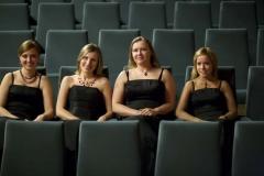 Urocze kobiety z Mundana Quartet