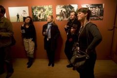 Wystawa fotgrafii autorstwa Dzieci Ulicy z warszawskiej Pragi i poznańskich Jeżyc