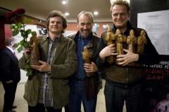 acek Bławut (Jeszcze nie wieczór), Krzysztof Wakuliński (Stary człowiek i pies), Adam Sikora (Cztery noce z Anną)